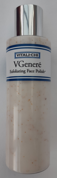 VGeneré Exfoliating Face Polish+ - Vitali-Chi - Pure and Natural
