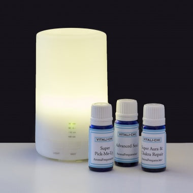 USB Aroma Diffuser - Vitali-Chi - Pure and Natural