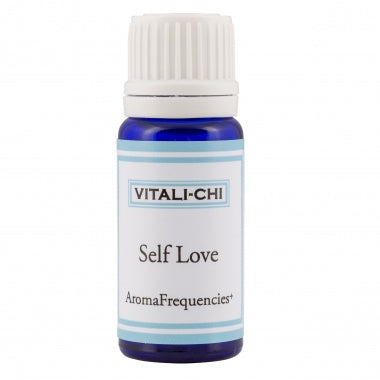 Self Love AromaFrequencies+ - Vitali-Chi - Pure and Natural