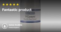 Dry & Cracked Heels Treatment  - Hand & Foot Cream+ by VGeneré - Vitali-Chi - Pure and Natural