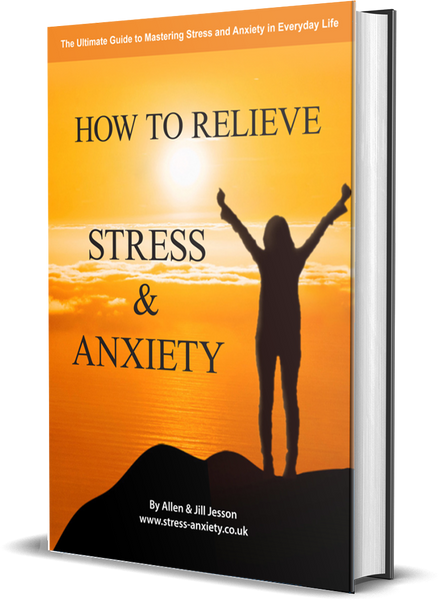 How To Relieve Stress & Anxiety - Vitali-Chi - Here To Heal