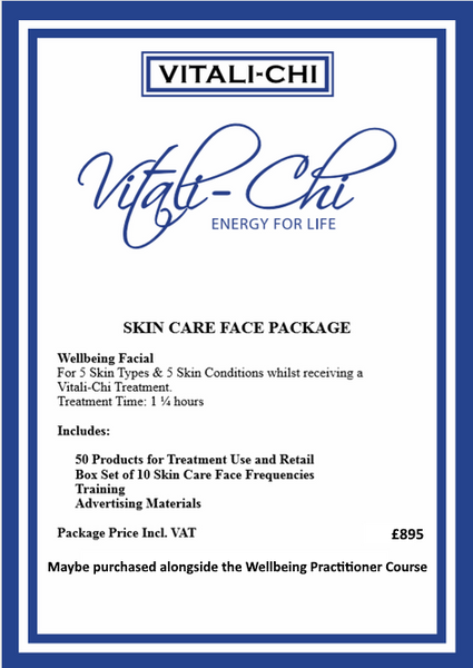 Skin Care Face Package