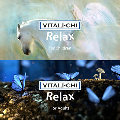 Vitali-Chi Relax Online For Adults/Children (6 Sessions)