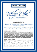 Skin Care Face Package - Vitali-Chi - Pure and Natural