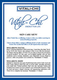 Skin Care Body Package - Vitali-Chi - Pure and Natural