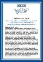Weight Less Package - Vitali-Chi - Pure and Natural