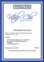 Level 1 - Physical Workshop, Starter + Wellbeing Packages (EARLY BIRD) - Vitali-Chi - Pure and Natural