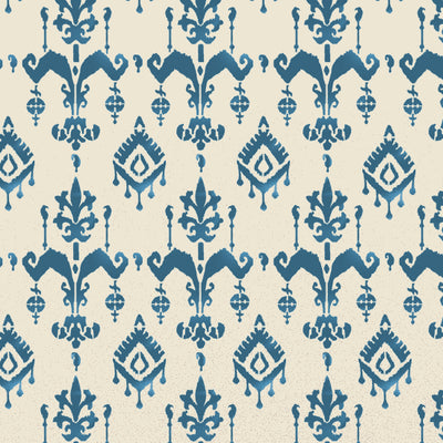NEW IKAT pattern home decor stencil range