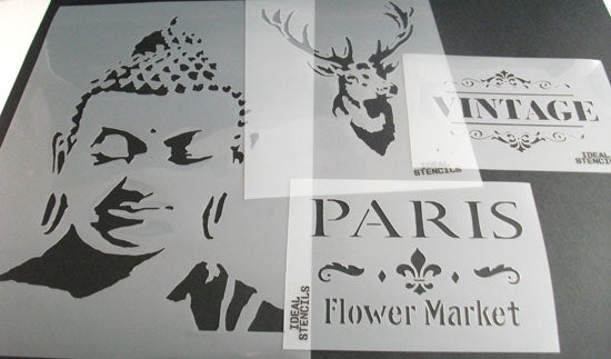 stencil examples - ideal stencils