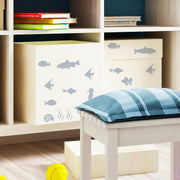 Fish Craft & Decor Stencil
