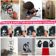 Banksy Snorting Cocaine Copper