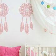 Dream Catcher Nursery Stencil