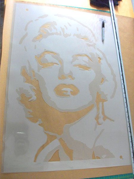 Marilyn Monroe Multi Layer