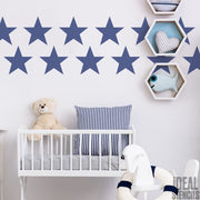 Nautical Star Stencil