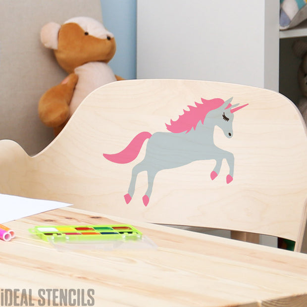 Unicorn Stencil - 2 layers