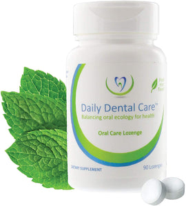 Daily Dental Care pHossident™ Lozenges