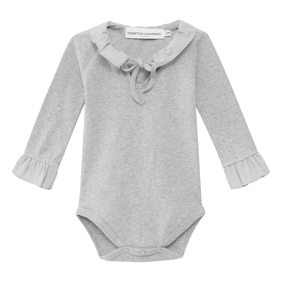BODY CHIC  - grey melange