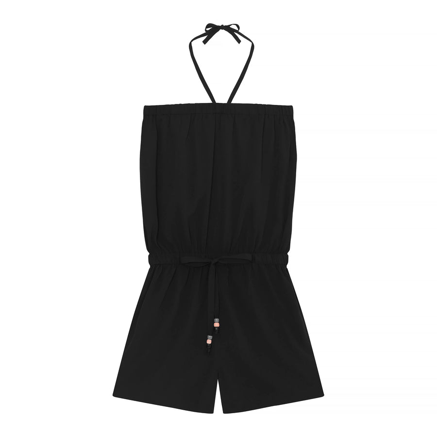 JENNIE jumpsuit - black - HOWTOKiSSAFROG