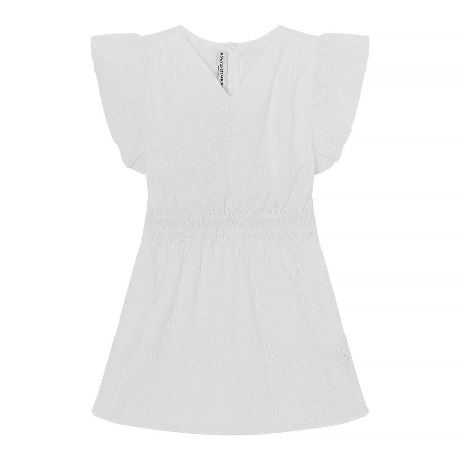 TICA dress - white lace - HOWTOKiSSAFROG