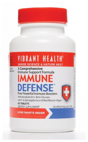 Immune Defense 60 tabs by Vibrant Health