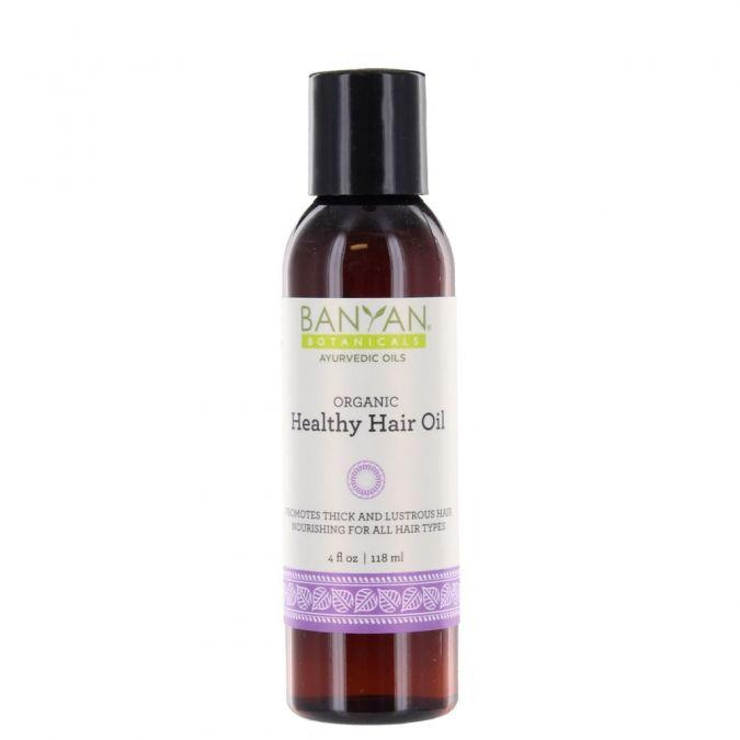 Banyan Botanicals Healthy Hair Oil – 4 fl oz.