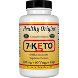 Healthy Origins 7-Keto, 100mg 60 Veg Capsules