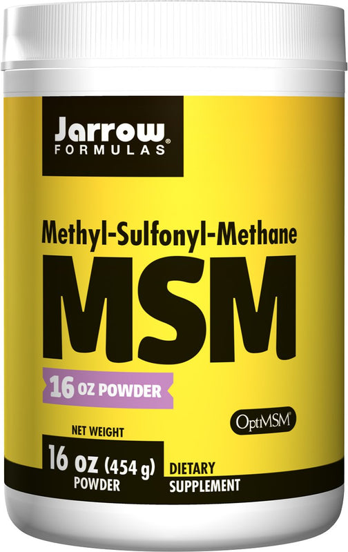 Jarrow Formulas MSM – 16 oz. Powder