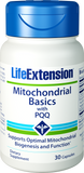 Life Extension Mitochondrial Basics with PQQ 30 Capsules