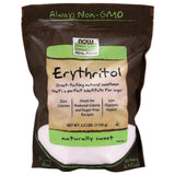 NOW Real Food Erythritol – 2.5 lb.