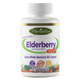 Paradise Herbs Elderberry Herbal Extract – 60 Vegetarian Capsules