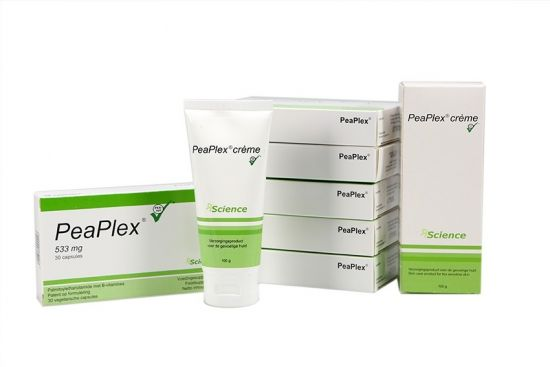 PeaPlex Capsules + PeaPlex Cream Bundle by JP Russell Science