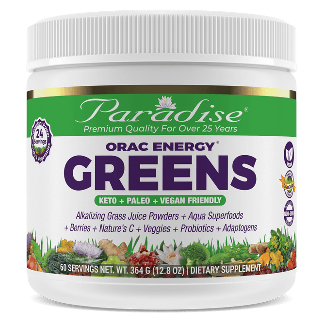 ORAC-Energy® Greens, 6.4 oz by Paradise Herbs