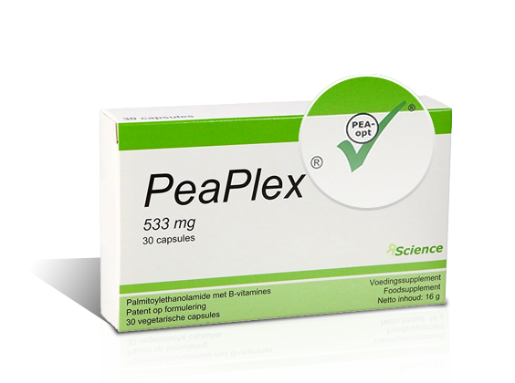 PeaPlex - 30 Capsules by JP Russell Science