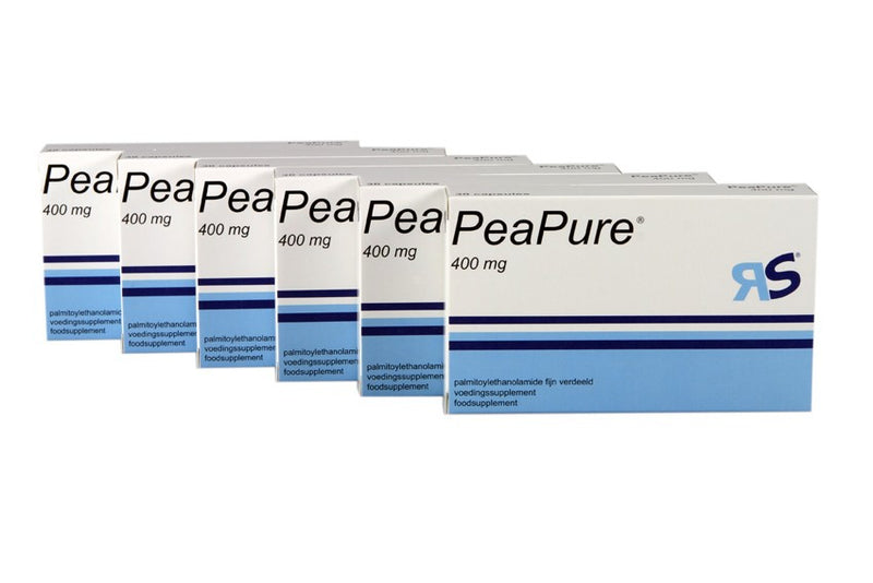 PeaPure 180 Capsules - FREE FedEx 2-Day Shipping