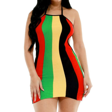 Posh Shoppe: Reggae Knit Sleeveless Dress Dress