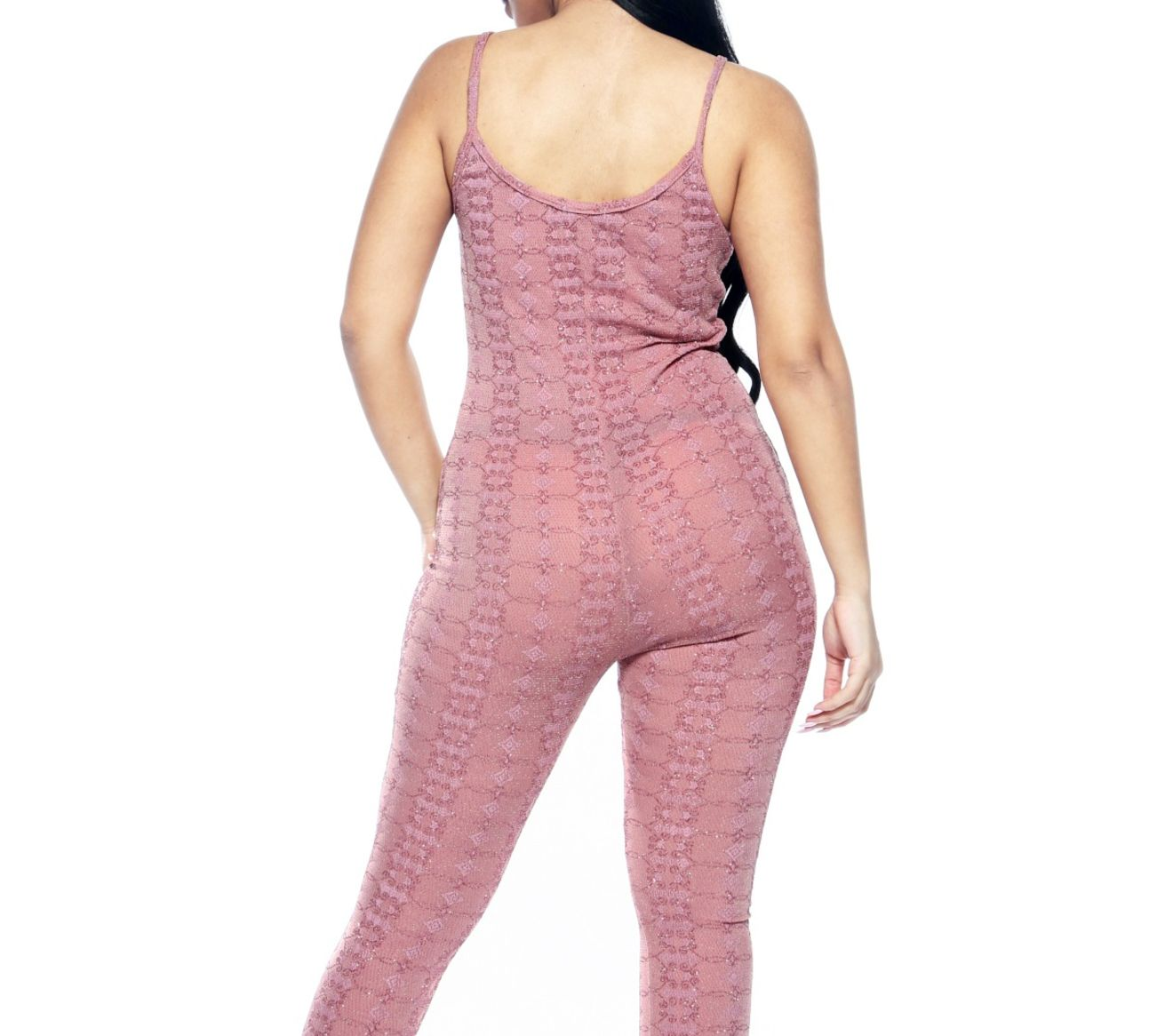Tank Top Bodycon Jumpsuit