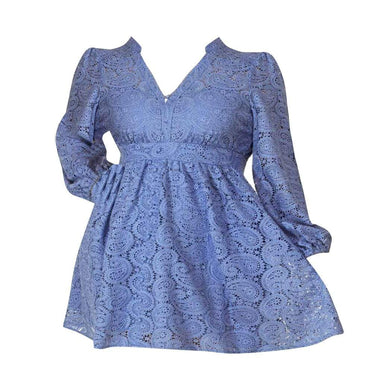 Posh Shoppe: Crochet Lace Dress Dress