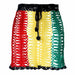 Posh Shoppe: Plus Size Crochet Skirt Bottoms
