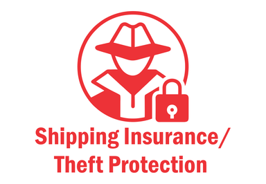 Shipping Insurance + Theft Protection - Posh Shoppe