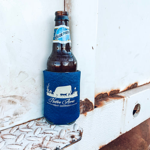 Native Acres Koozie
