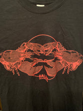 Load image into Gallery viewer, Lobster T shirt (black)