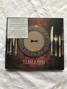 Cannibals with cutlery CD