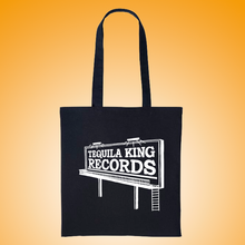Load image into Gallery viewer, Tequila King records tote bag