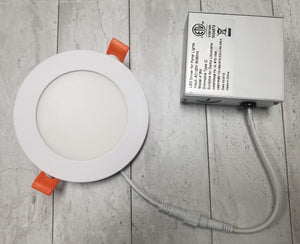 Copy of 4 '' Recessed Light 3 finishes - Ledsion Canada