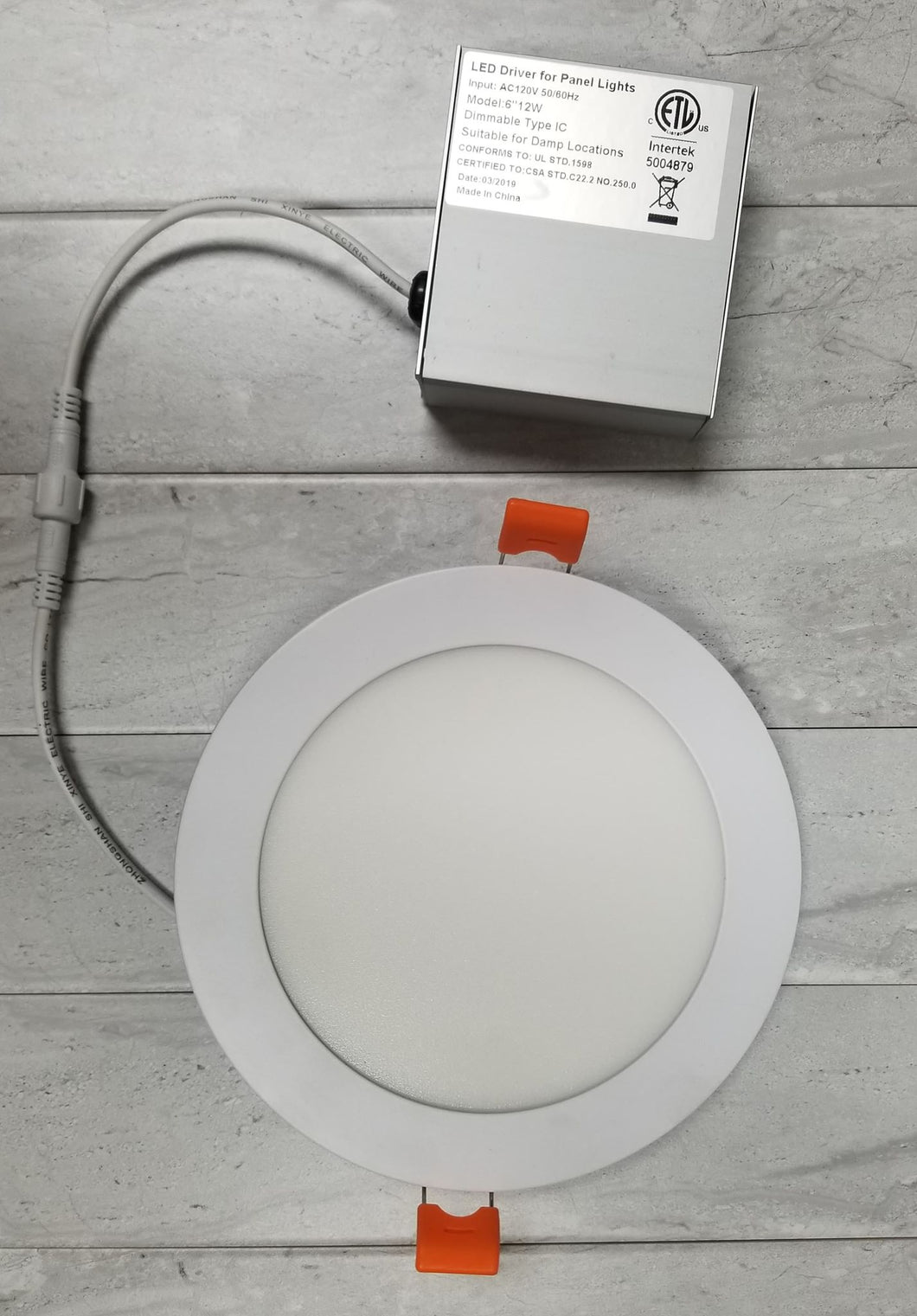 6 '' Recessed Light - Ledsion Canada
