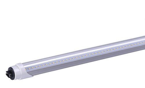 "LED tube 8ft / 2400mm ""by-pass"" case of 25 tubes - Ledsion Canada"