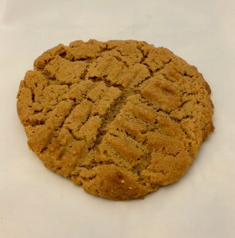 Gluten Sensitive Peanut Butter Cookies