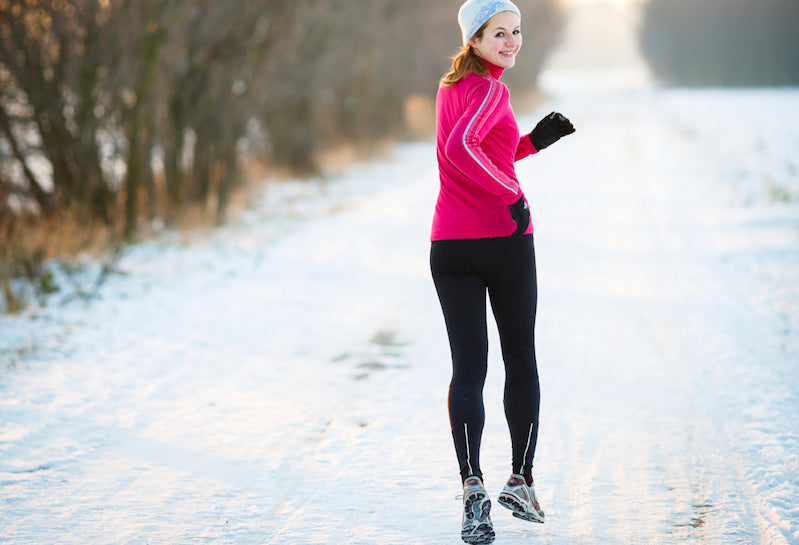 20 #TBT Songs for a Winter Running Playlist