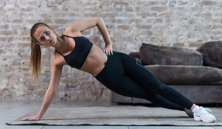 3 Easy Workouts to Target Your Obliques