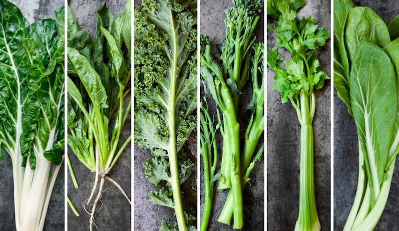 4 Ways to Get More Greens
